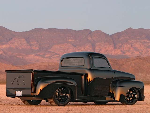 Ford F-1 truck.