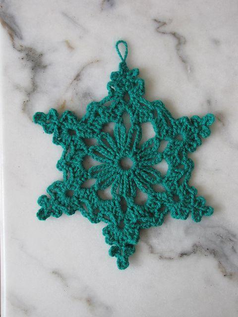 1000+ ideas about Snowflake Pattern on Pinterest Crochet ...
