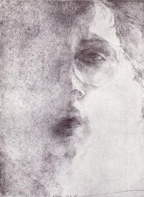 HORST JANSSEN http://www.widewalls.ch/artist/horst-janssen/  #drawing  #illustration  #prints