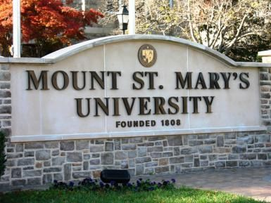 Mount St. Mary's University profile and financial aid info!