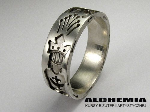 Galeria prac ::  szkoła jubilerska Alchemia kurs kursy nauka szkoła szkolenie szkolenia tworzenia projektowania biżuteria biżuterii złotniczy złotnicze  jubilerski jubilerskie  warszawa