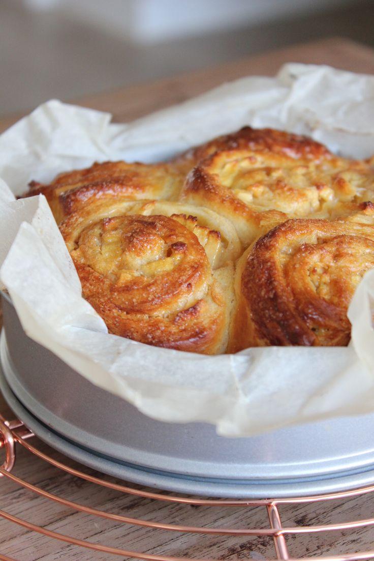 Gevulde Croissantbloem | ENJOY! The Good Life #food #foodphotography #enjoythegood life