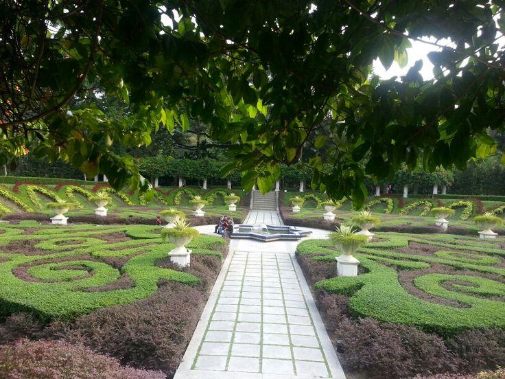 Perdana Botanical Garden, Kuala Lumpur (1/9/2014)
