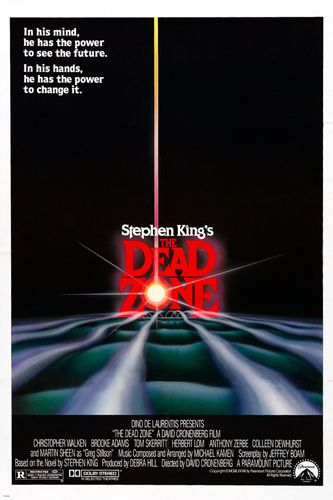 stephen-king-039-s-THE-DEAD-ZONE-movie-poster-CHRISTOPHER-WALKEN-horror-24X36