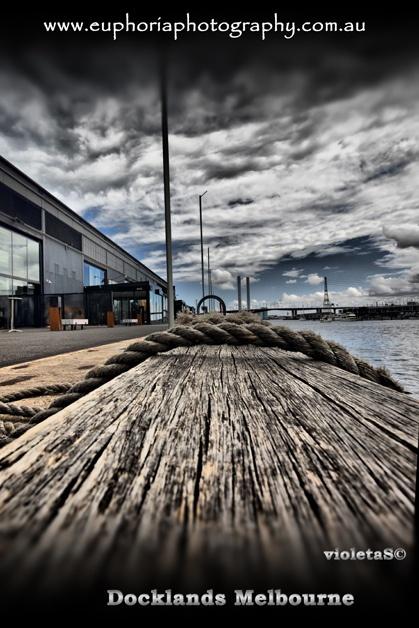 Docklands (Melbourne) by violetaS_gr PRO(www.euphoriaphotography.com.au), via Flickr