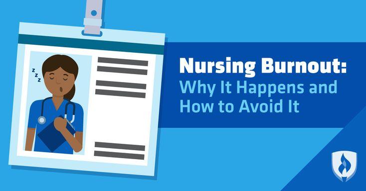 Nursing Burnout: Why It Happens and How to Avoid It #nursingschool #nursingstudent #nurses #nurse #nursing