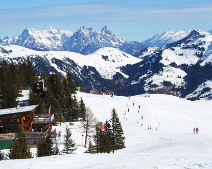 Christmas Ski Vacation Packages
