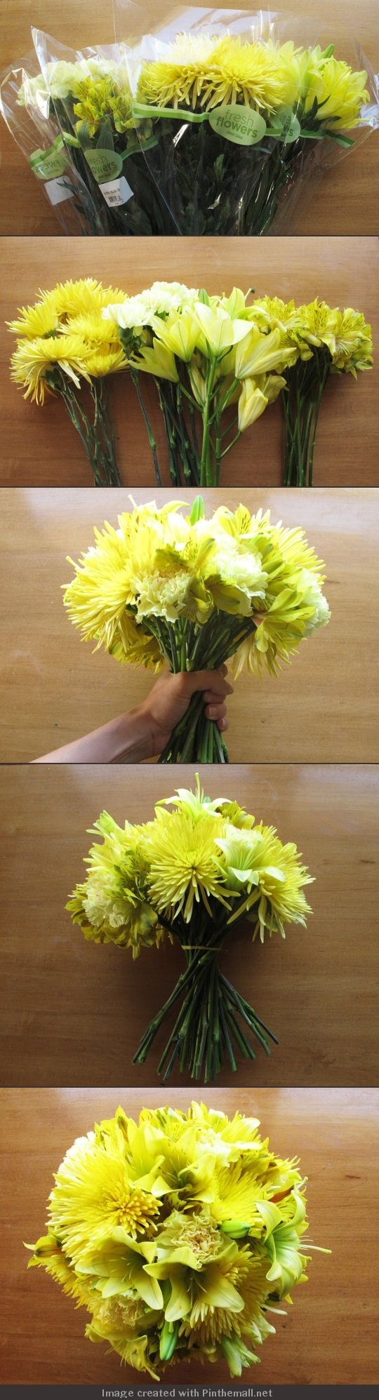 Best 25 cheap flowers ideas on pinterest silk flowers for how to make grocery store flowers look good 1 go monochrome the simple dhlflorist Choice Image