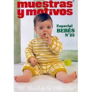 Muestras y Motivos Especial Bebés nº 25