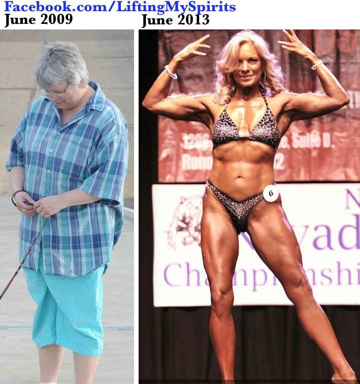 fitness-and-fierceness:  Tammy White! Her transformation has motivated thousands! ……She recently competed at the NPC Nevada State. Be sure to follow this amazing woman's page…… Lifting My Spirits on Fb    DANG What! A. Badass!!