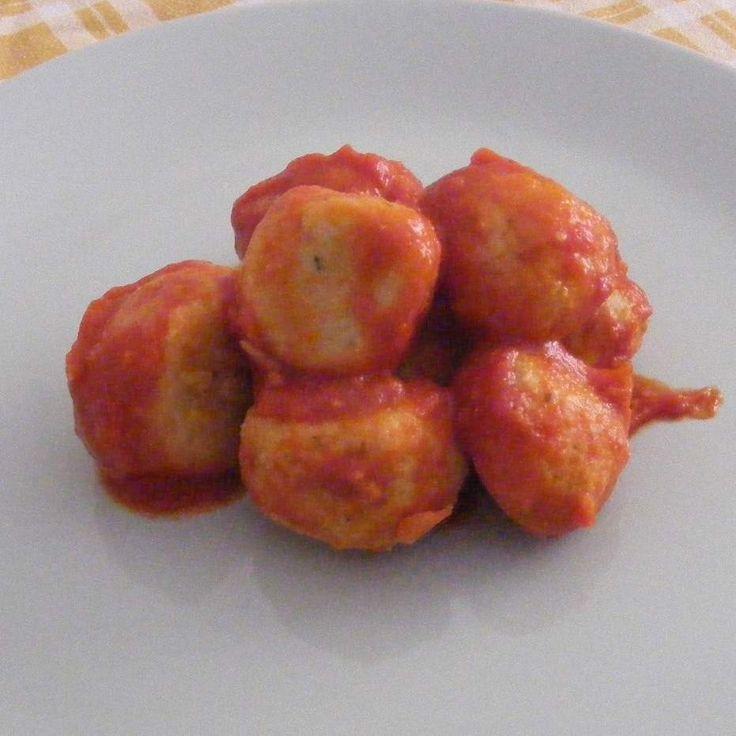 Ricetta Polpettine di ricotta al sugo pubblicata da dema78 - Questa ricetta è nella categoria Secondi piatti vegetariani