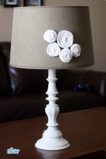 Best 25 lampshade redo ideas on pinterest diy lampshade for Redo lamp shades
