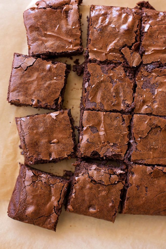 Chewy Brownies Recipe Brownie Recipes Dairy Free