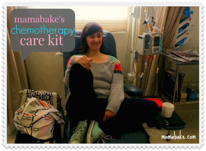 The MamaBake Chemo Therapy Care Package