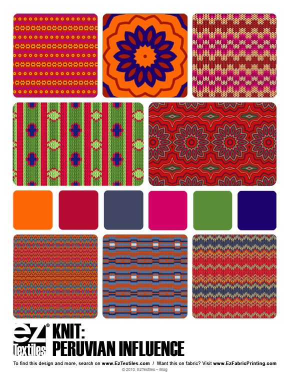 20 best peru patterns images on pinterest fabrics civilization peruvian influence in textiles at eztextiles fandeluxe Image collections