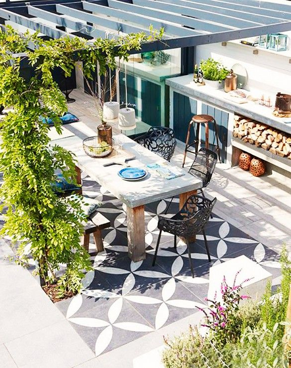 3 Styling Ideas For Your Outdoor Living Room Inspiration