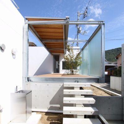 【建築家とつくる家】施工例 Works.051 K様邸(香川県坂出市) | デザイナーズハウスはセンコー産業