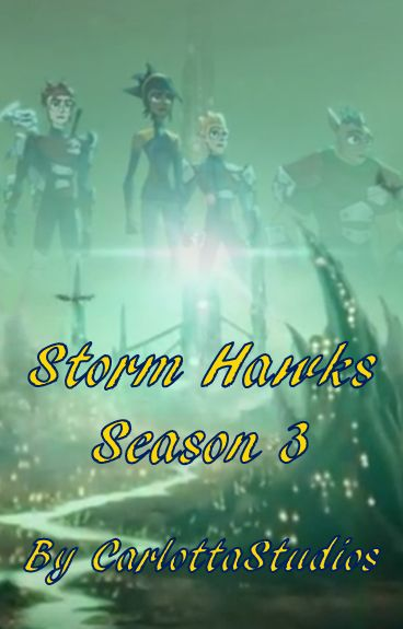 In the Far Side, the storm hawks search for Cyclonis to bring her to justice. One thing's for sure: their adventures aren't over yet!