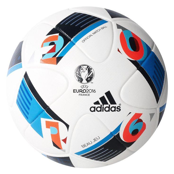 Kjøp adidas - Fotball Beau Jeu Europamesterskap 2016 kampball for bare 1399,00 NOK! Spar 10% hos www.unisportstore.no! Gratis frakt på alle bestillinger over 499 kr!