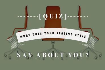 What does your seating style say about you? Find out by taking this #fun #quiz!