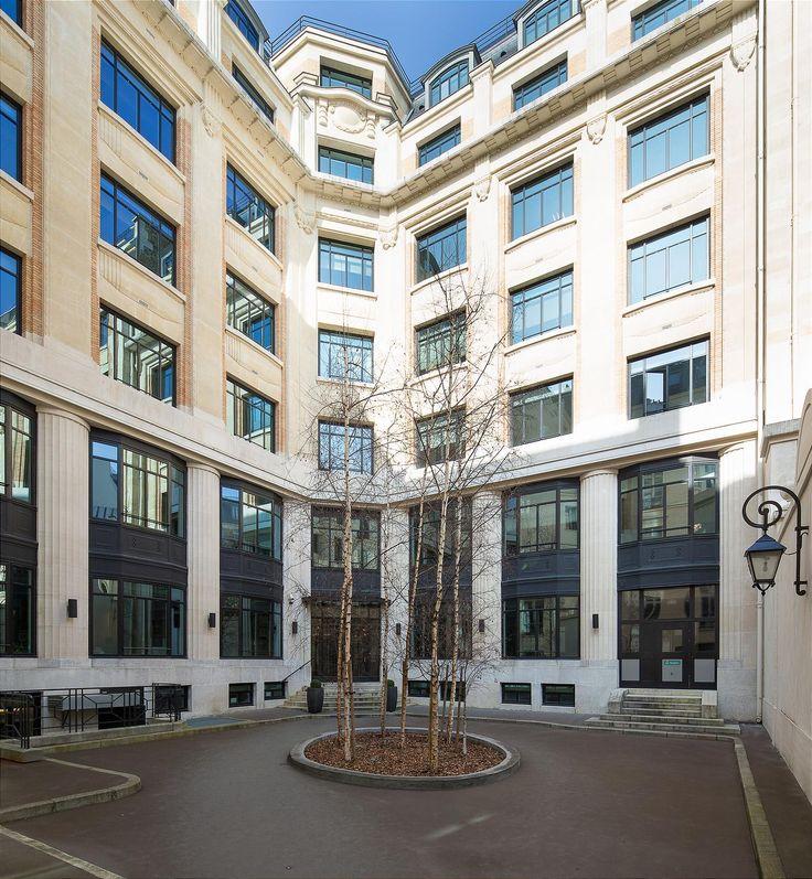 INSIDE - Paris (75) - MO: SCI SECRETS ET BOETIE - Architecte: NR - Photographe: NR
