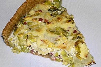 Spitzkohl - Quiche (Rezept mit Bild) von zickentoni | Chefkoch.de