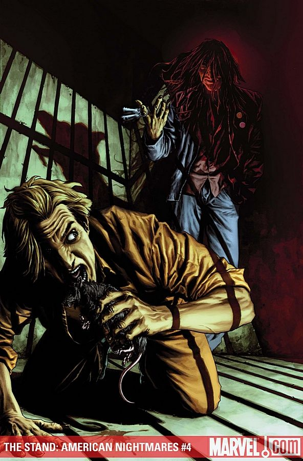 Horror Comics | ... Books by Their Covers | Comics Should Be Good! @ Comic Book Resources
