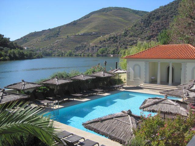 The Vintage Hotel pool