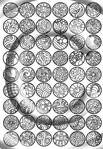 circle doodles