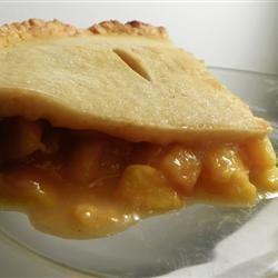 Frischer Pfirsichkuchen Allrecipes.com   – pies