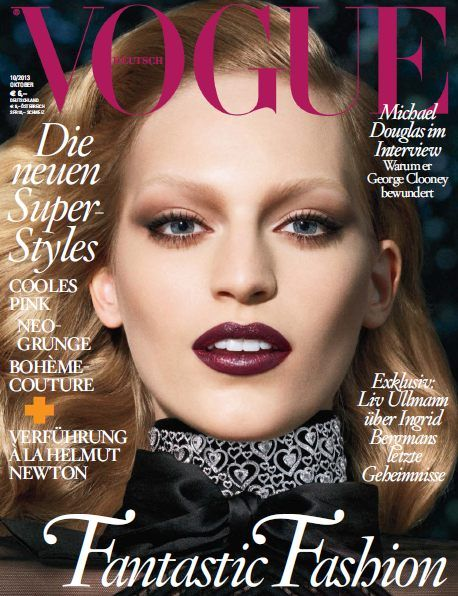 Vogue Germany - Oktober 2013