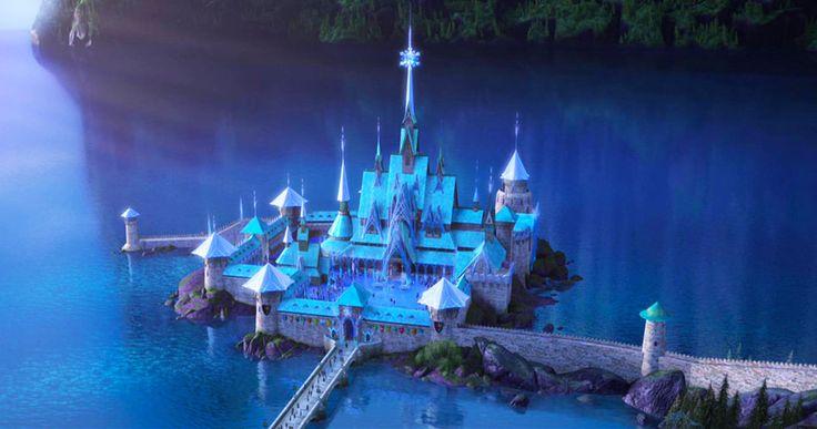 Jesteś jak  Krainy lodu! - Świat którego z filmów Disneya byłby dla Ciebie dobry? | Disney Mam pomysł