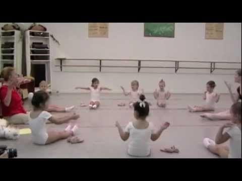 Slavin Nadal School of Ballet:  Pre Ballet I Class