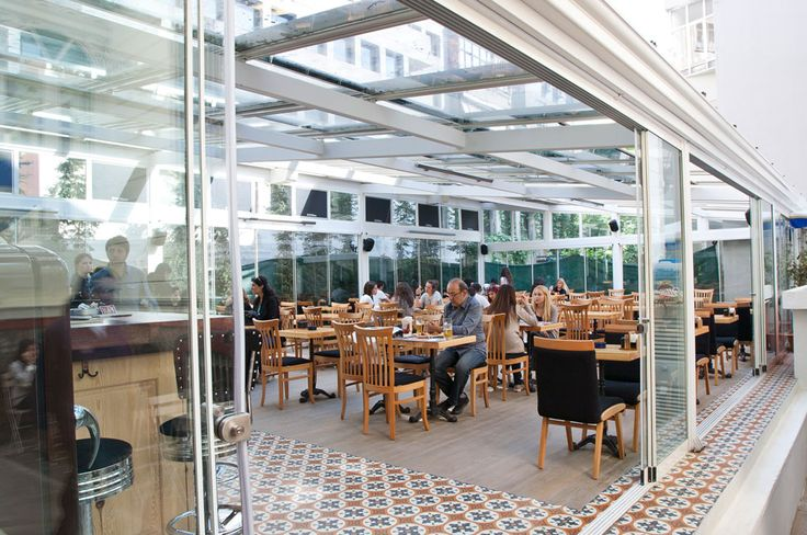 Retractable Roofs - Hospitality