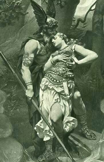 Valkyrie--dispelling the myth that you have to act/look/talk/dress like a man to be strong.