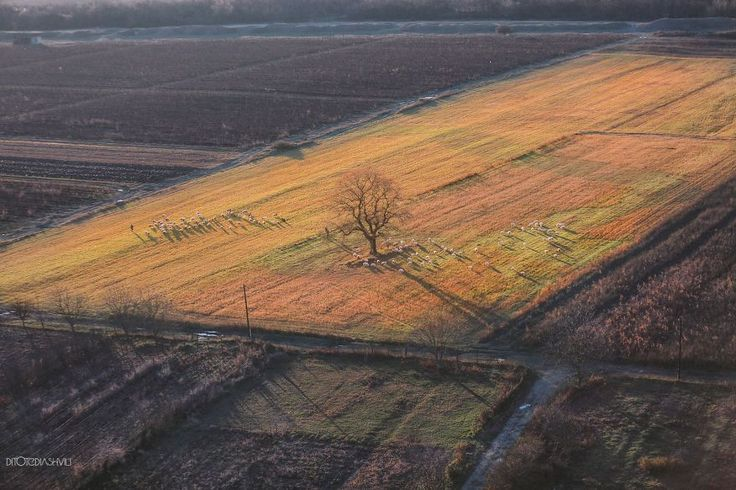 Despite being known as the Old Continent, Europe has a huge diversity of landscapes that is still unknown, especially those that were once part of