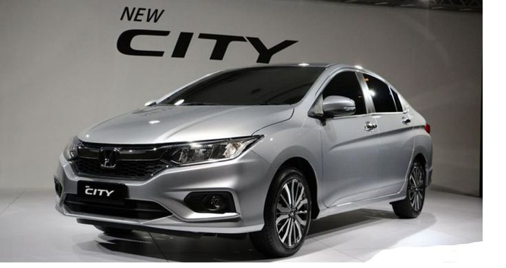 Honda New City 2017