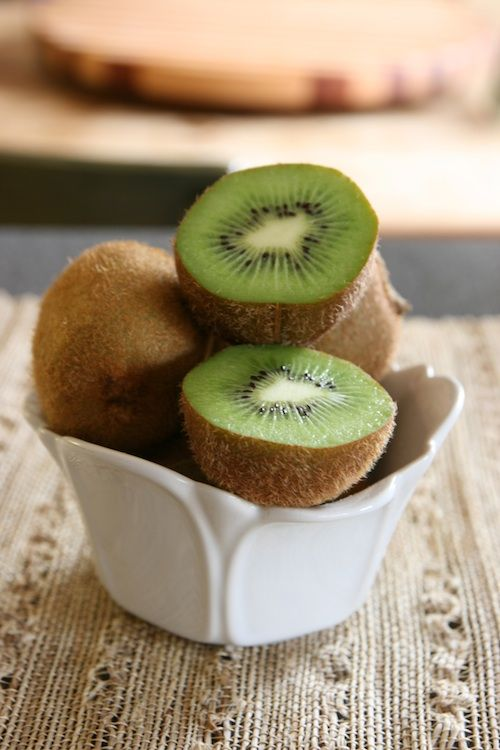 10 health benefits of Kiwi  1. High in Vitamin C   2. High in Fiber-Kiwi has a high fiber    3. Preventing Asthma, Wheezing and Coughing-   4. Good source of potassium-   5. Improved Vision-   6. Improved Cardiovascular Health- .  7. Source of Vitamin E   8. Good Source of Zinc-   9. Source of Folate-  10. Low Glycemic Index