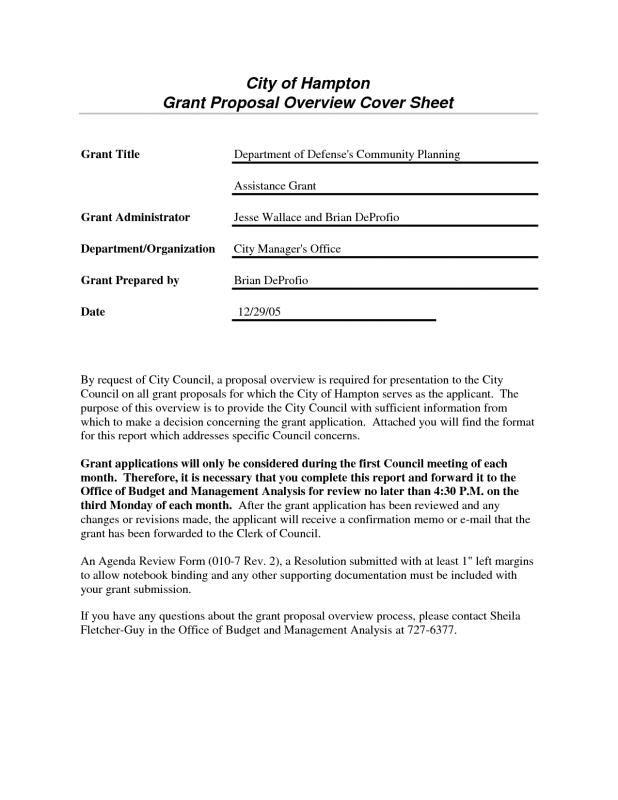Sample Grant Proposal Non Profit Business Proposal Letter Grant Proposal Proposal Letter
