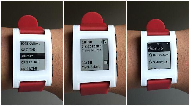 Το Timeline OS έρχεται στο Pebble Watch. Beta Testers ζητάει η Pebble