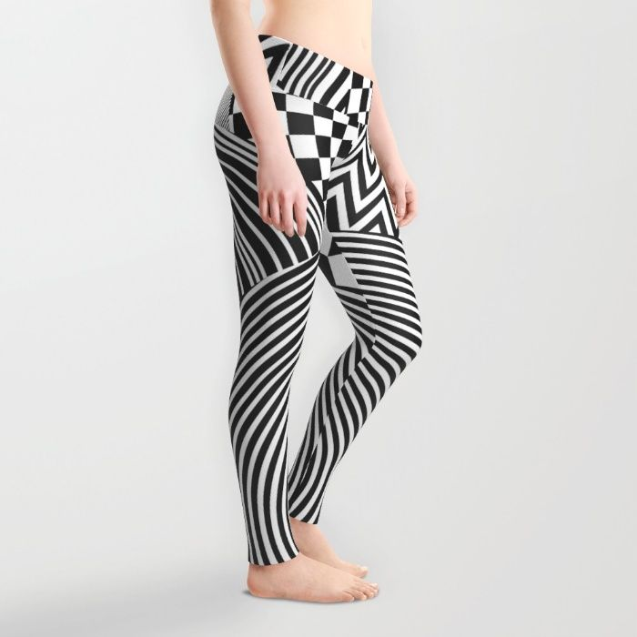 Geonomicon Leggings by Hitler's Booty Syndicate   Society6