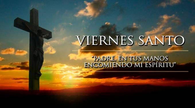 oraciones para viernes santo de semana santa