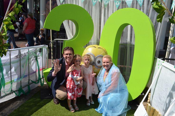 Granny Smith Festival 2015 - 30th Anniversary. #WeLoveGSF