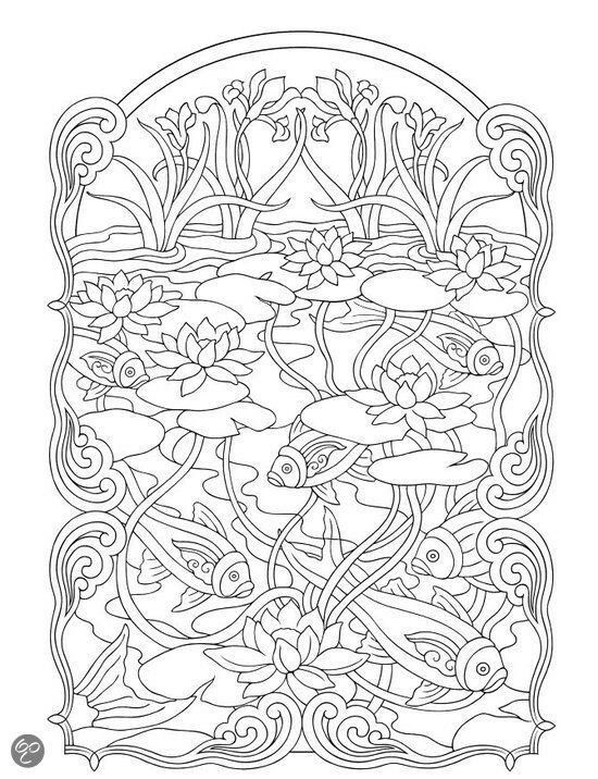 Delightful Get This Art Deco Patterns Coloring Pages For Adults Free To Print !