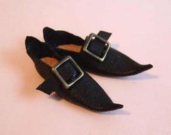 st crispin project - how to make these great shoes