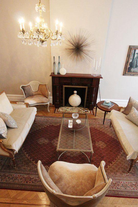 Deirdre's Classically Elegant Brooklyn Brownstone — House Tour