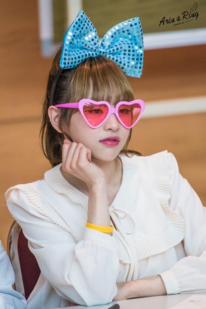 15 Best Jine | Oh My Girl images | My girl, Pink ocean