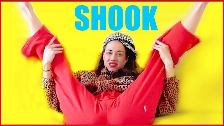 """SHOOK"" - Original song by Miranda Sings - YouTube"