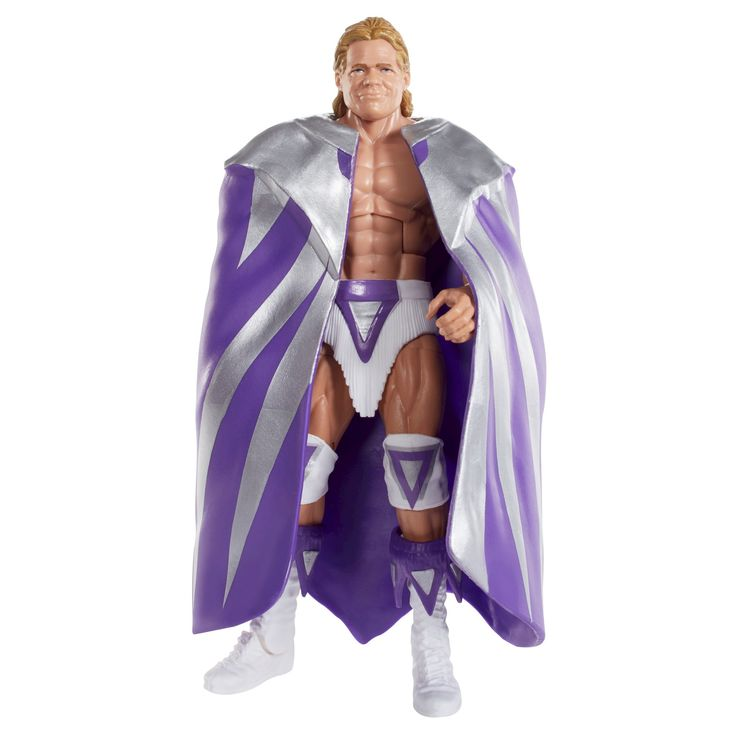 Wwe Elite Narcissist Lex Luger Action Figure - Series 45