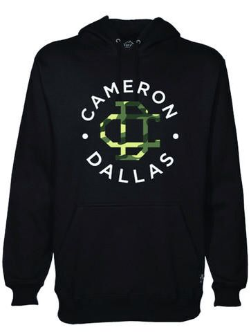 Cameron Dallas merchandise.